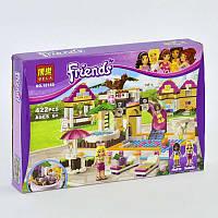 10160 Конструктор Friends Городской бассейн 422 детали