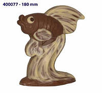 Форма для шоколада 3D — Золотая рыбка