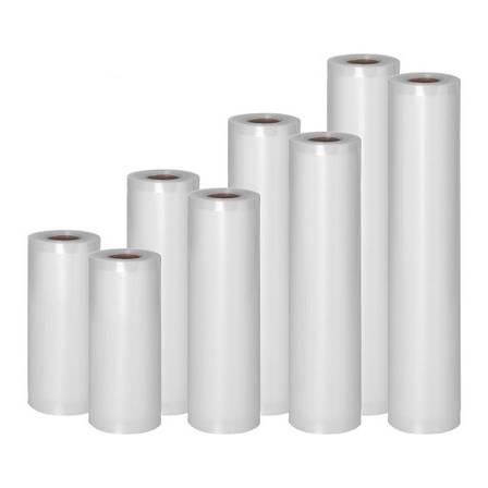 Пленка moletowana для вакуумной упаковки - 8 рулонов - 4 размеры Royal Catering, фото 2