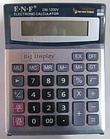 Калькулятор финансовый DM-1200V, фото 1