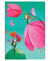 Блокнот Paperblanks Мила Маркиз Средний Нелинованный Радостная весна (PB3321-9) (9781439733219), фото 1