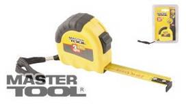"MasterTool  Рулетка  10 м*25 мм тип ""Shiftlock"", нейлоновое покрытие, Арт.: 62-1025"