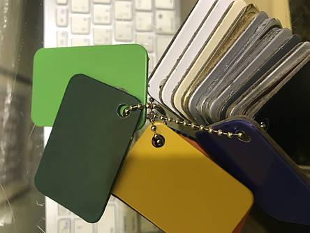 Алюмінієва композитна панель SKYBOND жовто-зелений (RAL 6018), 3 мм (0,21/0,21), лист 1250х5800 мм, фото 2