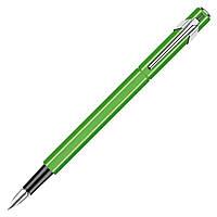 Ручка Чернильная Caran d'Ache 849 Зелёная M + box (840.230) (7630002336468)