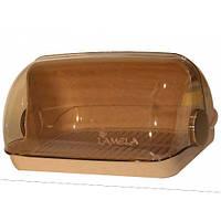 Хлебница большая LAM /150-02/ коричневый, фото 1