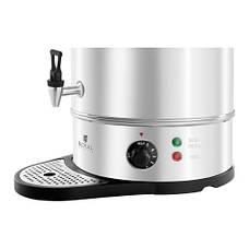 Пищевой нагреватель для воды - 16 литров - поддон - 2200W Royal Catering, фото 2