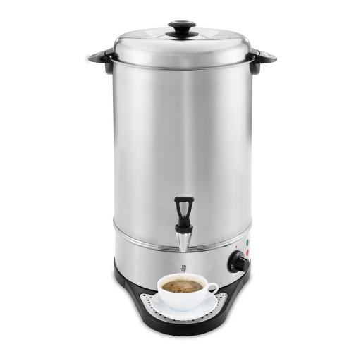 Пищевой нагреватель для воды - 20 литров - поддон - 2200W Royal Catering
