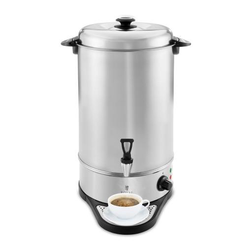 Пищевой нагреватель для воды - 26 литров - поддон - 2500W Royal Catering