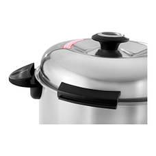 Пищевой нагреватель для воды - 26 литров - поддон - 2500W Royal Catering, фото 3