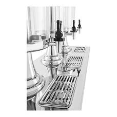 Диспенсер для соков - 3 x 7 литров Royal Catering, фото 2