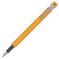 Ручка Чернильная Caran d'Ache 849 Оранжевая EF + box (842.030) (7630002336390), фото 1