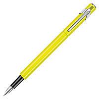 Ручка Чернильная Caran d'Ache 849 Жёлтая EF + box (842.470) (7630002336512), фото 1