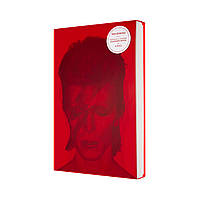 Блокнот Moleskine David Bowie в Подарочной упаковке Средний (13х21 см) в Линейку (8053853603821), фото 1
