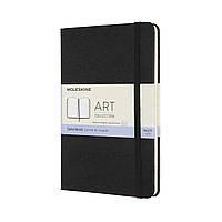 Блокнот Moleskine Art Медиум (11,5х18 см) Для набросков Черный (8053853603098)