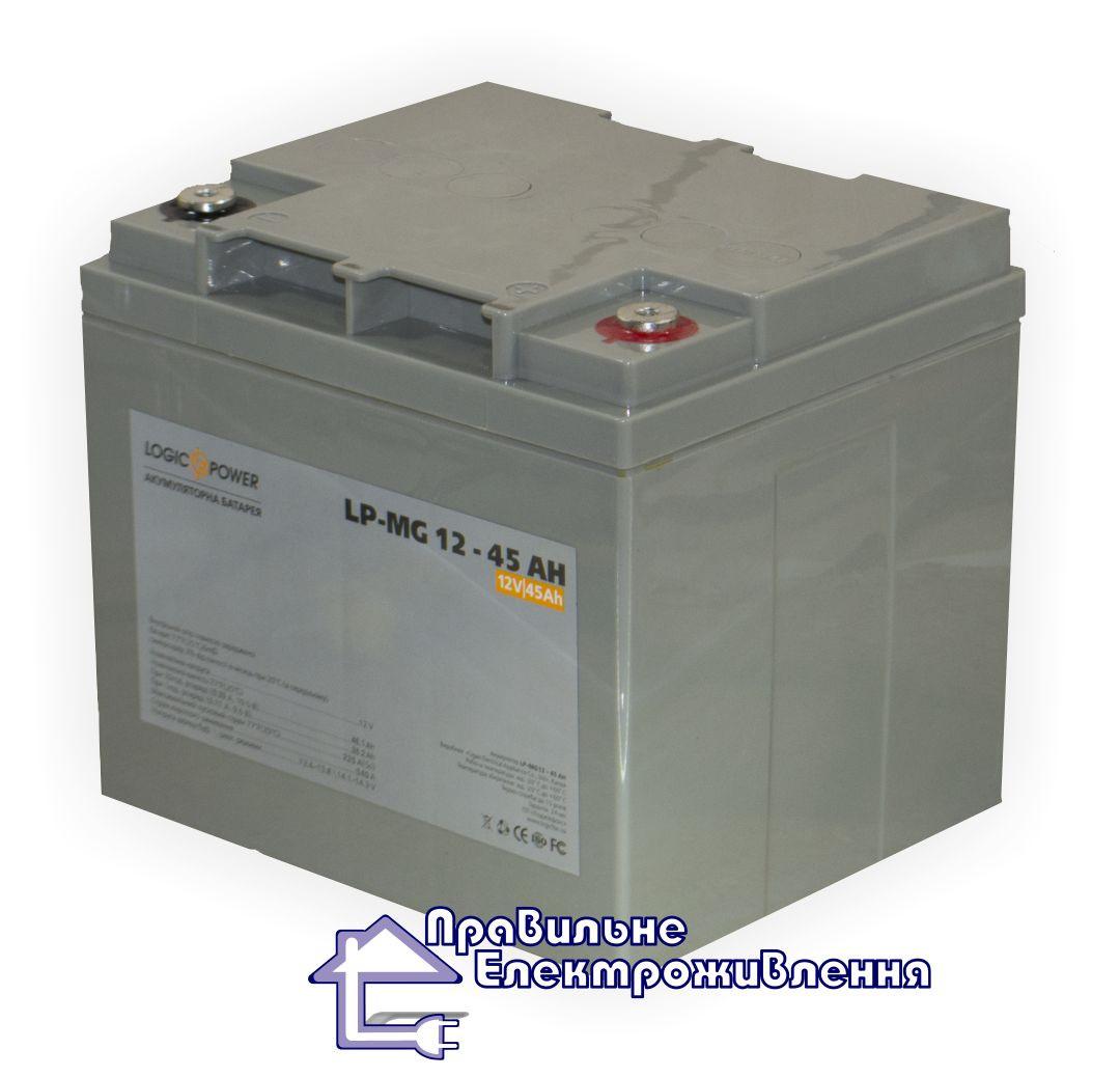 Мультигелева батарея LPM - MG 45 AH