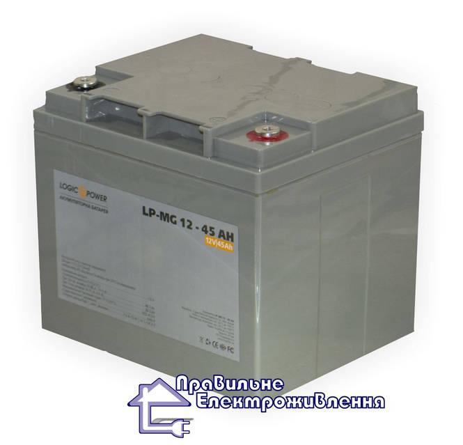 Мультигелева батарея LPM - MG 45 AH, фото 1