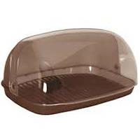 Хлібниця міді 36*27*18 УП/167081 Коричневий, фото 1