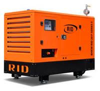Газопоршневая когенерационная установка BHKW RID 20 F-SERIES S (20 кВт)