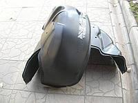 Подкрылки (защита крыльев)  Novline MITSUBISHI Lancer X заданий левый или правый