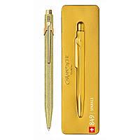 Ручка Caran d'Ache 849 SPARKLE Золотистая + box (CC0849.019) (7630002341852)