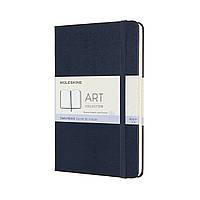 Блокнот Moleskine Art Медиум (11,5х18 см) Для набросков Сапфир (8053853603104)
