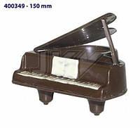 Форма для шоколада 3D — Рояль