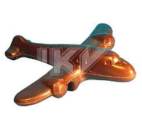 Форма для шоколада 3D — Самолет