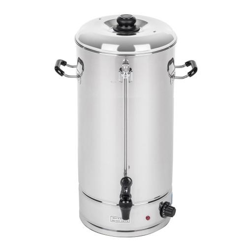 Пищевой нагреватель для воды - 20л - нержавеющая сталь - 2500W Royal Catering
