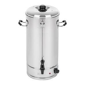 Харчової нагрівач для води - 20л - нержавіюча сталь - 2500W Royal Catering, фото 2