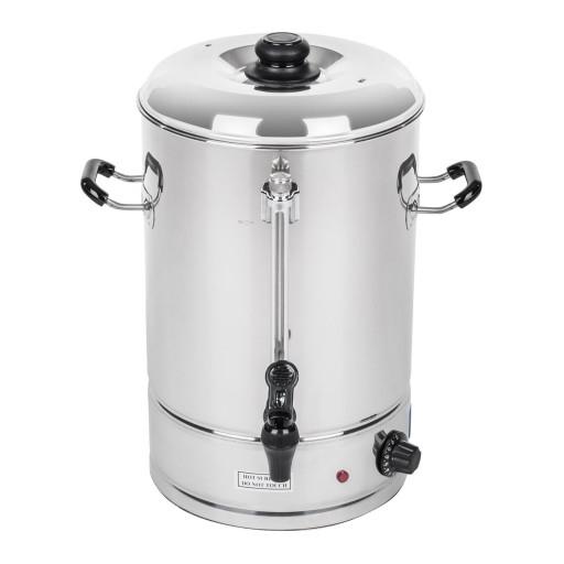 Пищевой нагреватель для воды - 15 л - нержавеющая сталь - 2500W Royal Catering