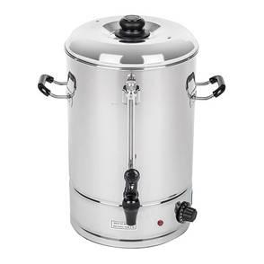 Пищевой нагреватель для воды - 15 л - нержавеющая сталь - 2500W Royal Catering, фото 2