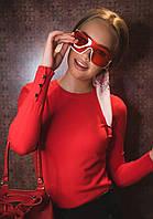 Стильный джемпер Milano свитер женский 42-44/ 44-46