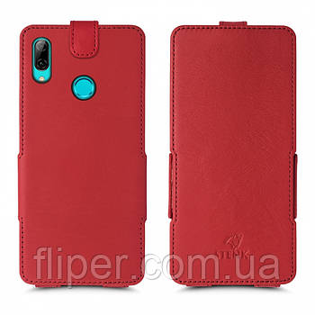 Чехол флип Stenk Prime для Huawei P Smart (2019) Красный