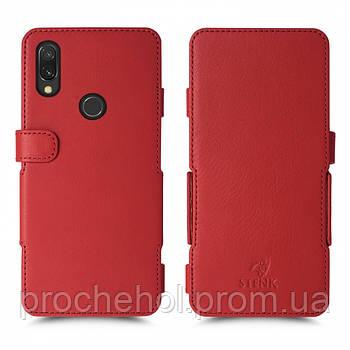 Чехол книжка Stenk Prime для Xiaomi Redmi 7 Красный