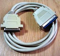 Кабель для подключения принтера через параллельный порт б/у, фото 1