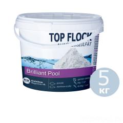 Флокулянт (коагулянт, флокер) в гранулах для воды в бассейне 80612 ECM (Венгрия), 5 кг