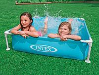 Каркасный бассейн Intex57173Mini Frame Pool 122x122x30см