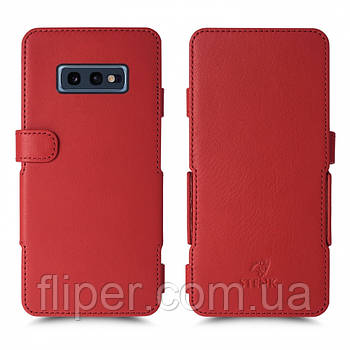 Чехол книжка Stenk Prime для Samsung Galaxy S10e Красный