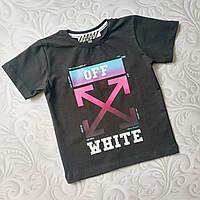 Детская футболка Off White, фото 1