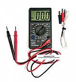 Мультиметр DT-700С (с прозвонкой и датчиком температуры, большое табло)