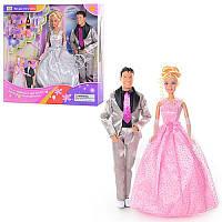 Кукла Defa Lucy в свадебном платье с Кеном 20991