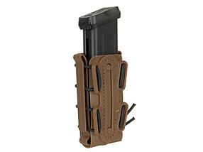 Ładownica Soft Shell na magazynki do pistoletu 9mm - Dark Earth [FMA] (для страйкбола), фото 2