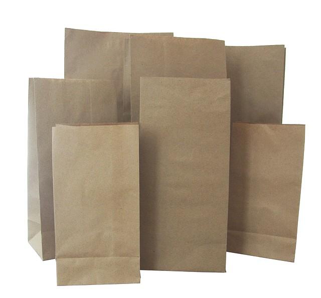 Мешки бумажные
