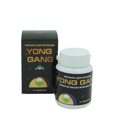 Yong Gang - cтимулятор для потенции