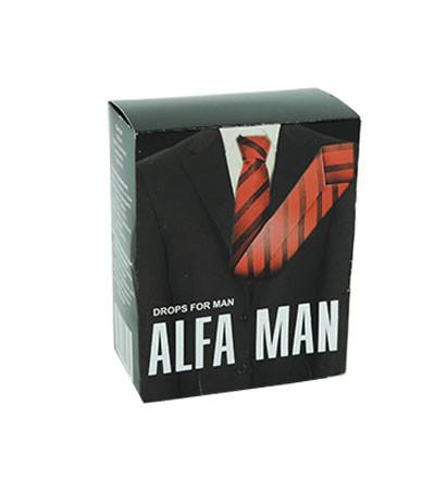 Alfa Man - Капли для повышения потенции