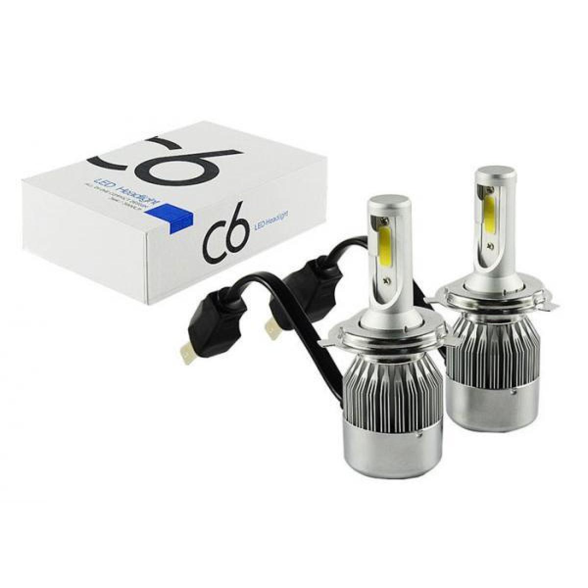 Галогенные лампы для авто C6-H4 (2шт.)