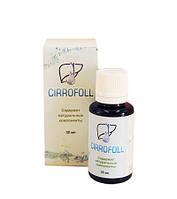 Cirrofoll — капли для восстановления печени (Циррофол)