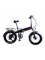 "Электровелосипед E-1913WS фэтбайк 20"" 350W, 48V"
