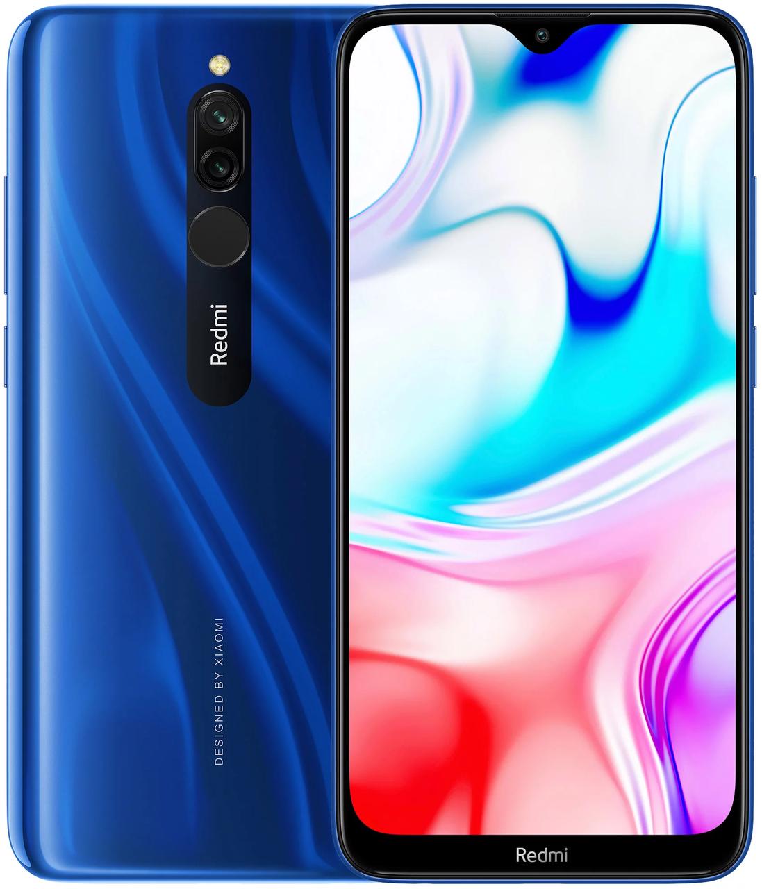Xiaomi Redmi 8 3/32 Синій Global ( Міжнародна версія )