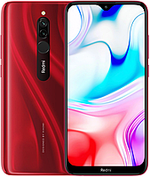 Xiaomi Redmi 8 3/32 Красный Global ( Международная версия )